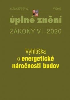 Aktualizace VI/2 Vyhláška o energetické náročnosti budov - Energie