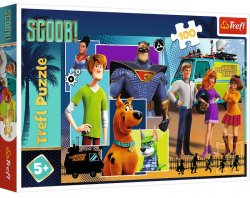 Puzzle: Scoob: Prima parta 100 dílků