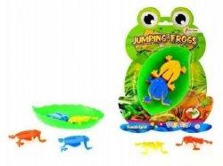 Skákající žáby - společenská hra