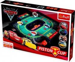 Piston Cup Auta/Cars 3 Disney - společenská hra v krabici
