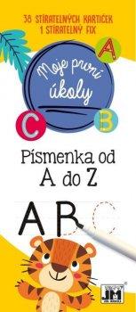 Písmenka A - Z - Moje první úkoly