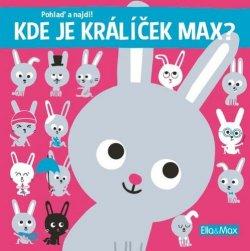 Kde je králíček Max?