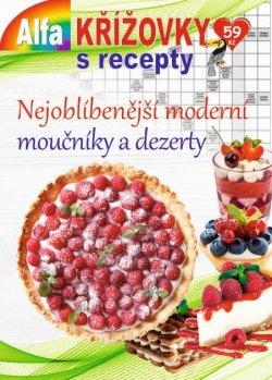 Křížovky s recepty 3/2020 - Moderní moučníky
