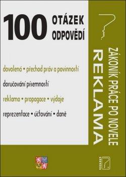 100 otázek a odpovědí Zákoník práce po novele