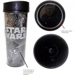 Termohrnek Star Wars, 533 ml