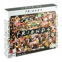 Friends puzzle koláž, 1000 dílků (Přátelé)