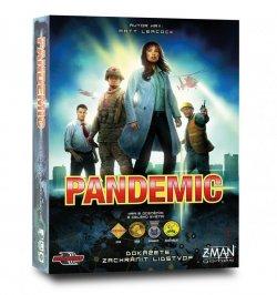 Pandemic - kooperativní hra