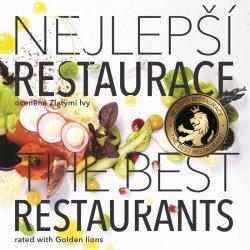 Nejlepší restaurace oceněné zlatými lvy, průvodce 2021 / The Best Restaurant Rated with Golden Lions, guide 2021