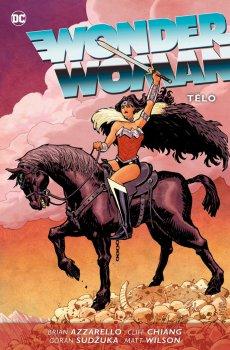 Wonder Woman 5 - Tělo