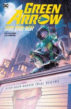 Green Arrow 6 - Soud dvou měst