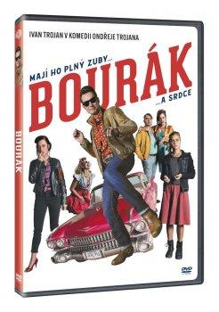 Bourák DVD