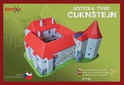 Gotická tvrz Cuknštejn