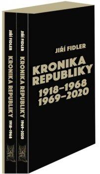 Box Kronika republiky 1918-1968, 1969-2020