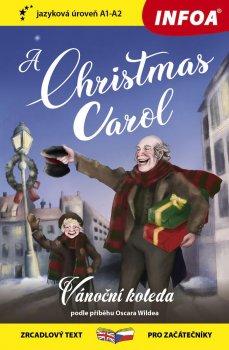 Vánoční koleda / A Christmas Carol - Zrcadlová četba (A1-A2)
