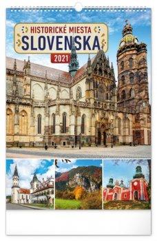 Historické miesta Slovenska 2021