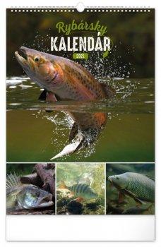 Rybársky kalendár  2021