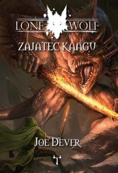 Lone Wolf 14 - Zajatec Kaagu (gamebook)