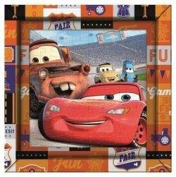 Clementoni Puzzle Cars v rámečku 60 dílků
