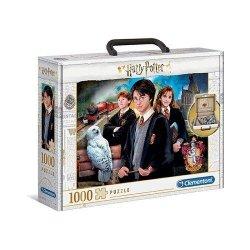 Puzzle Harry Potter 1000 dílků vkufříku