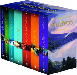Harry Potter (Jonny Duddle) 1-7 BOX