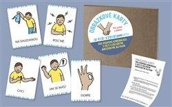 Obrázkové karty pro podporu komunikace u dětí s odlišným mateřským jazykem - Vhodné pro práci ve školce i ve škole