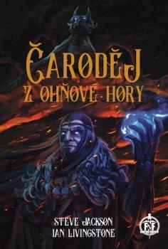 Čaroděj z Ohňové hory (gamebook)