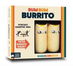 Bum Bum Burito - karetní hra