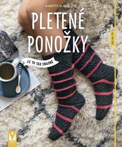 Pletené ponožky - Je to tak snadné