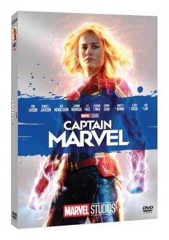 Captain Marvel - Edice Marvel 10 let DVD