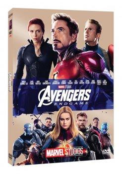 Avengers: Endgame - Edice Marvel 10 let DVD