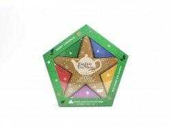 English Tea Shop Kolekce bio čajů se zlatou vánoční hvězdou 32 g, 16 ks