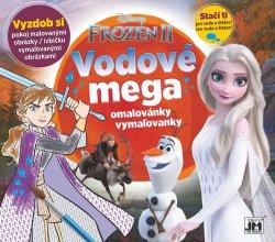 Vodové mega omalovánky Frozen II.