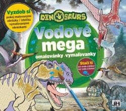 Vodové mega omalovánky Dino