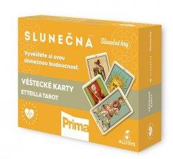 Slunečná: Luxusní věštecké karty