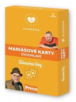 Slunečná: Mariášové karty dvouhlavé