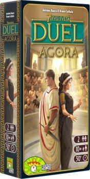 7 Divů světa DUEL - Agora rozšíření