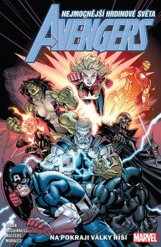 Avengers Na pokraji války říší