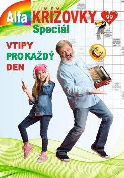 Křížovky speciál 2/2020 - Vtipy pro každý den