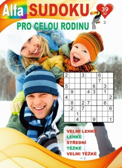 Sudoku pro celou rodinu 2/2020