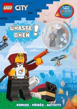 LEGO® City Uhaste oheň!