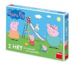 Peppa Pig Pojď si hrát a Žížaly