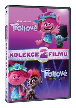 Trollové kolekce 1.+2. - 2DVD