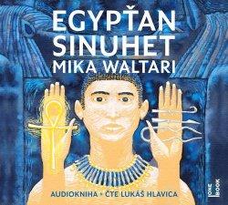 Egypťan Sinuhet - 4 CDmp3 (Čte Lukáš Hlavica)