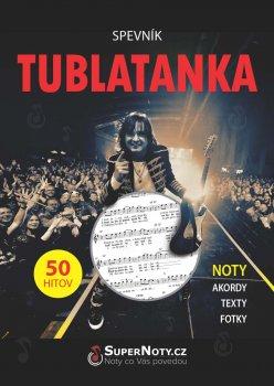 Spevník Tublatanka - Noty, akordy, texty
