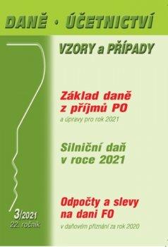 Daně, účetnictví, vzory a případy 3/2021