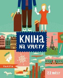 Kniha na výlety 22 měst