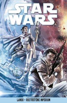 Star Wars Lando - Otřesené Impérium