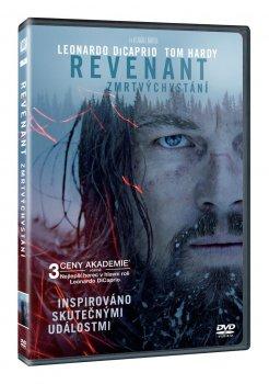 REVENANT Zmrtvýchvstání DVD