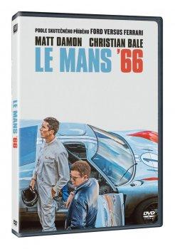 Le Mans 66 DVD