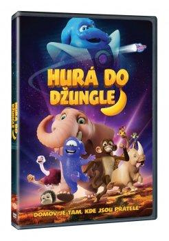 Hurá do džungle DVD